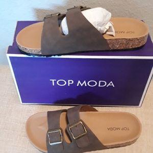 Top moda women's sandal